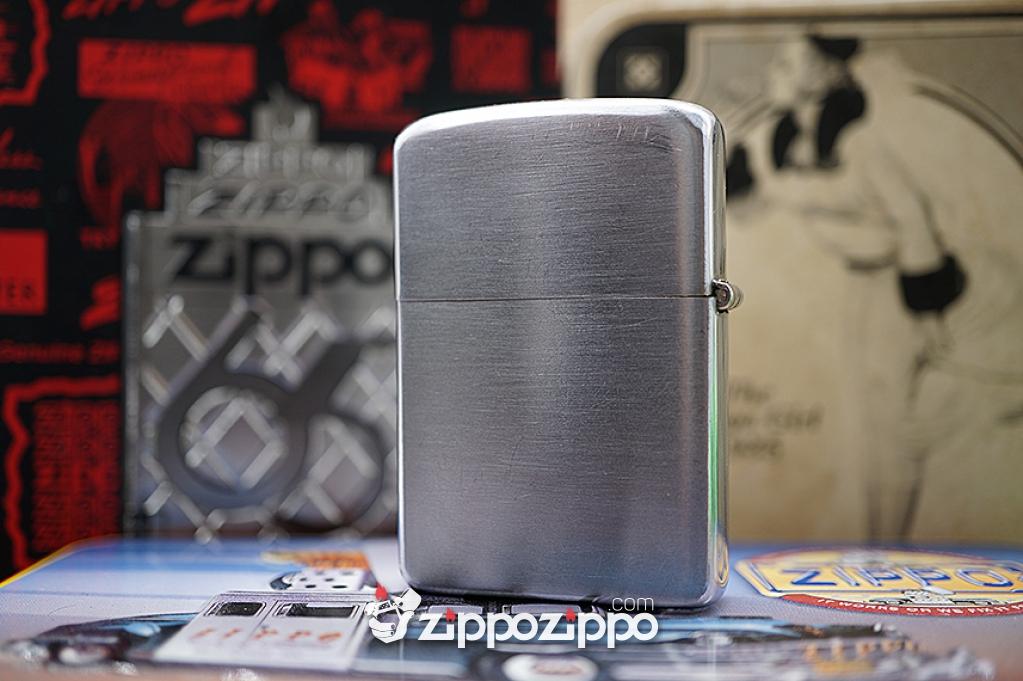 Zippo cổ 3 hàng chữ 1952