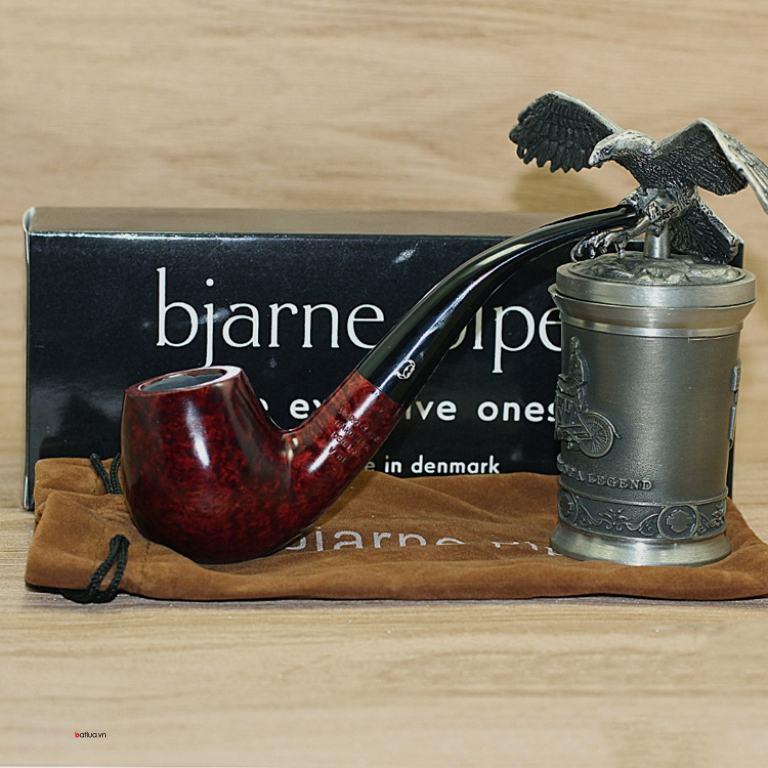 Tẩu Gỗ Bjarne - A21