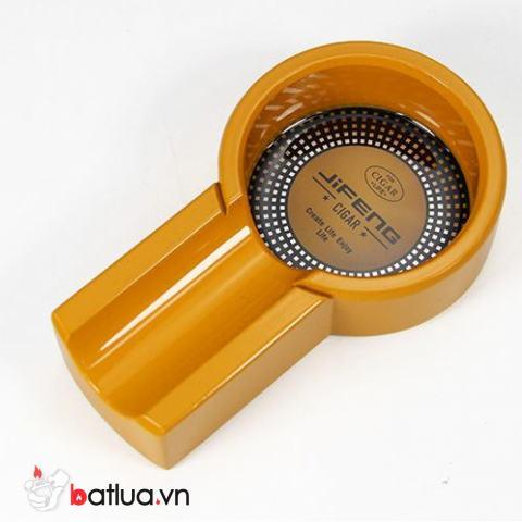 Gạt tàn JiFeng Mini Màu Vàng