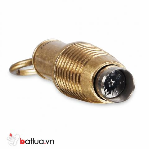 Móc khóa cắt xì gà Lubinski K11-3 vàng